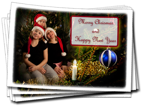 Merry Christmas from Robert Hammar Photography Merry Christmas to You!